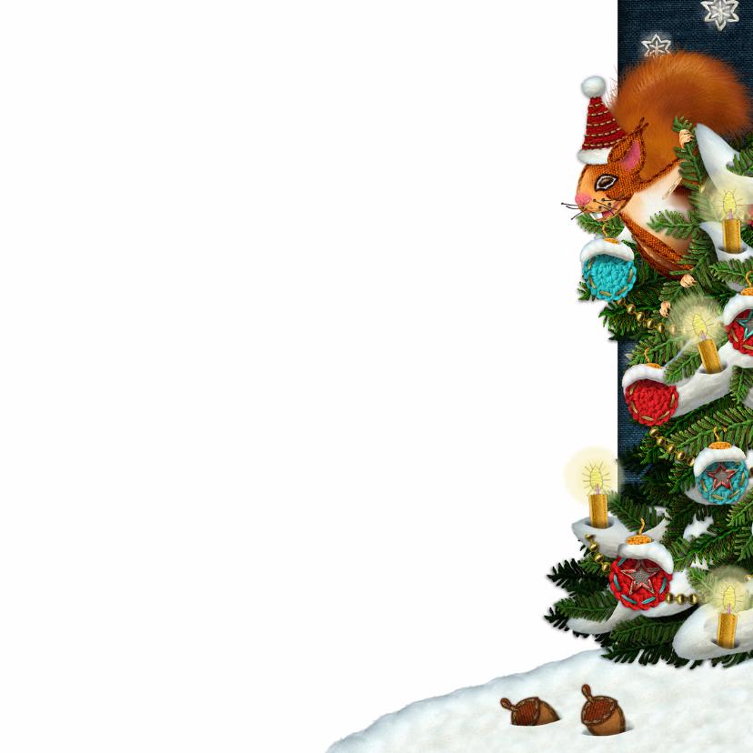 YVON kerswereld sneeuw dieren 3