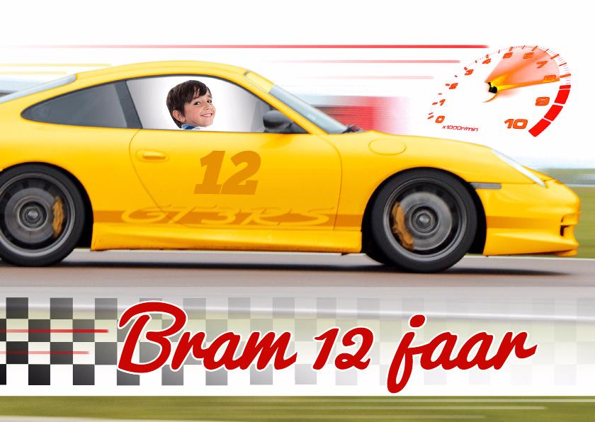 Zet jezelf in een Raceauto! - BK 1
