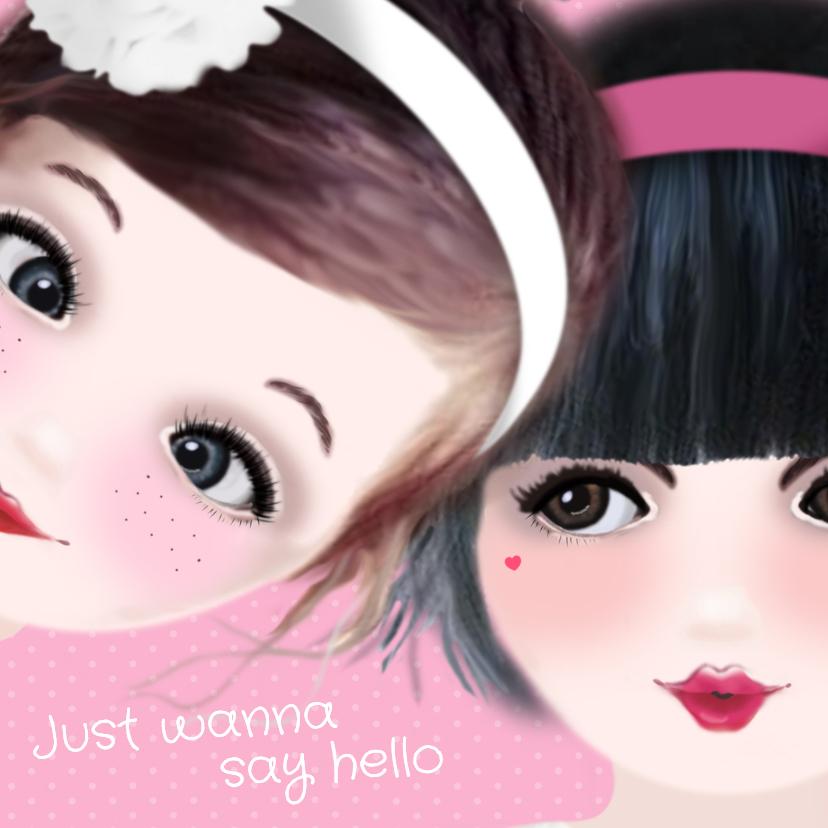 Zomaar Wanna say Hello -LT 1