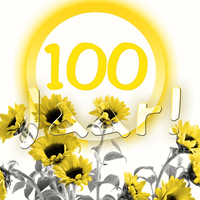 zonnebloemen hoeveel jaar 1