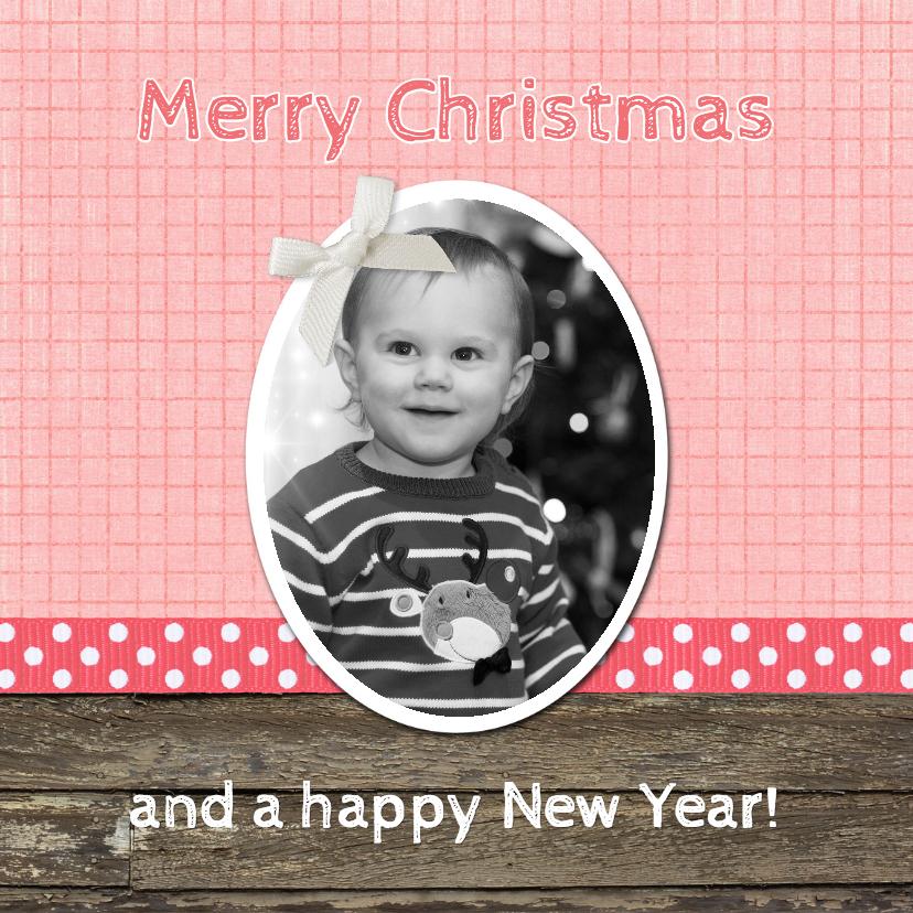 Kerstkaarten - A sweet little Christmas - DH