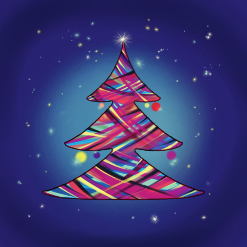 Kerstkaarten - BonteKerst