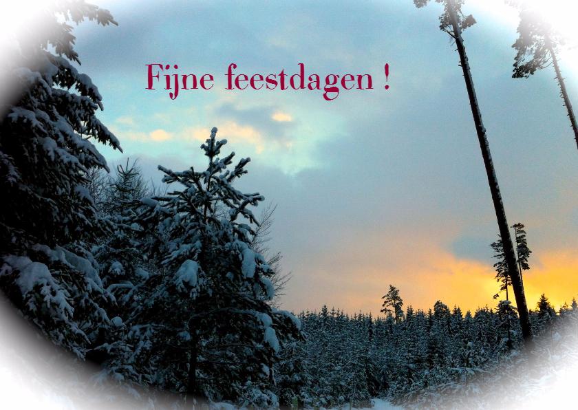 Kerstkaarten - decmber en kerst