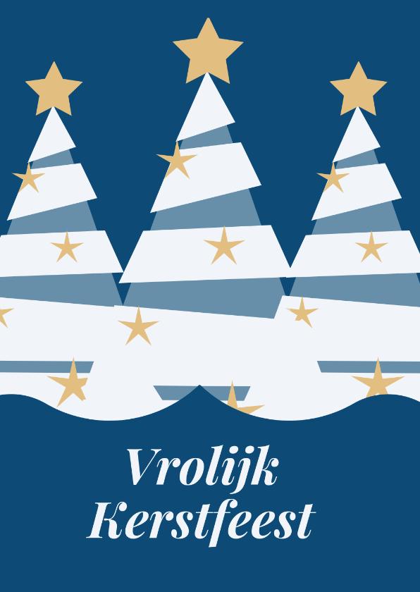 Kerstkaarten - Jeugdfonds Sport & Cultuur kerstkaart kerstboom