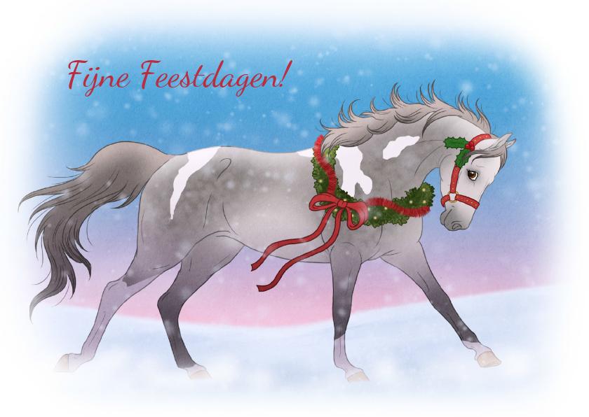 Kerstkaarten - Kerst Friends of  Chiwowy
