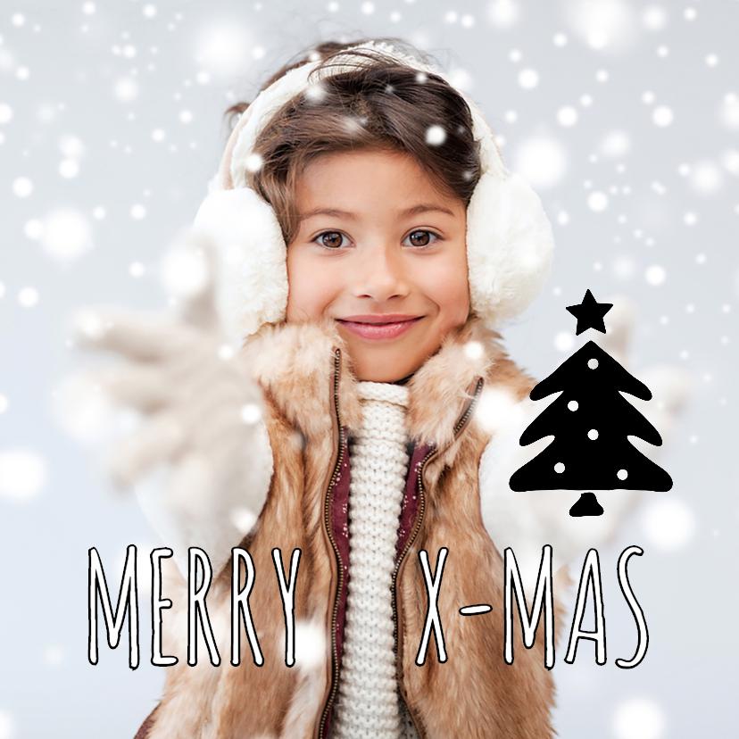 Kerstkaarten - Kerstkaart en nieuwjaarskaart SG