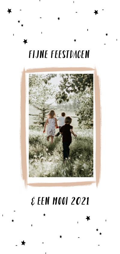 Kerstkaarten - Kerstkaart frame - HM