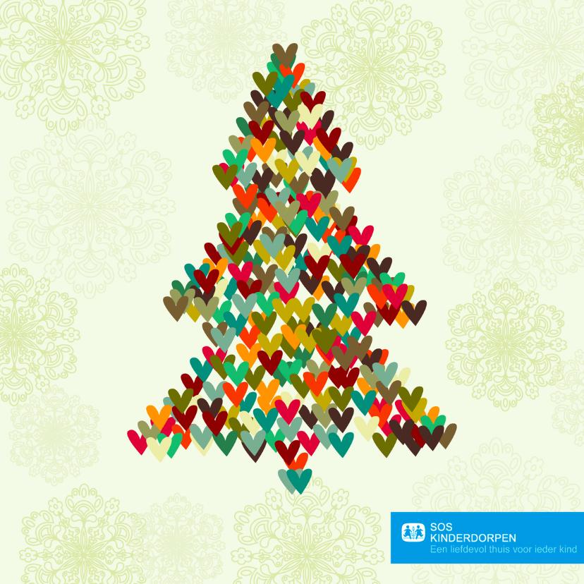 Kerstkaarten - Kerstkaart SOS Kinderdorpen Dysyn