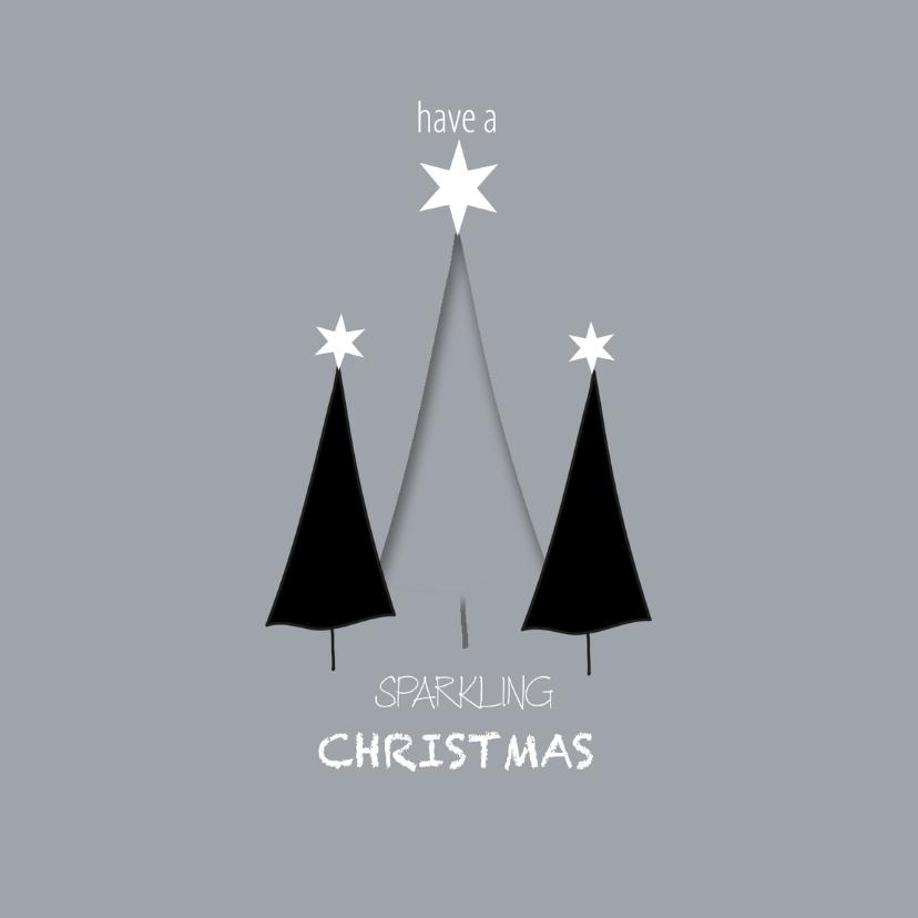 Kerstkaarten - Kerstkaarten  Sparkling Y