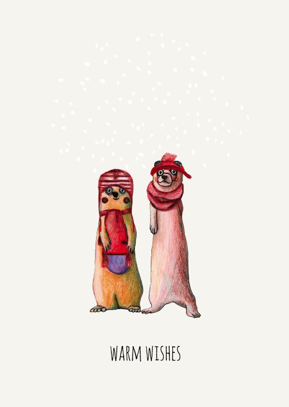 Kerstkaarten - kerstkaarten-wishes-KK