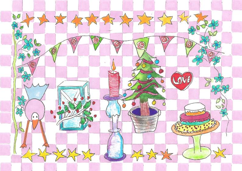 Kersttafereel 1