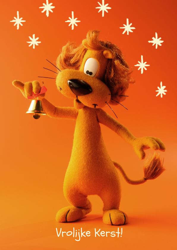 Kerstkaarten - Loeki de Leeuw Kerstbel