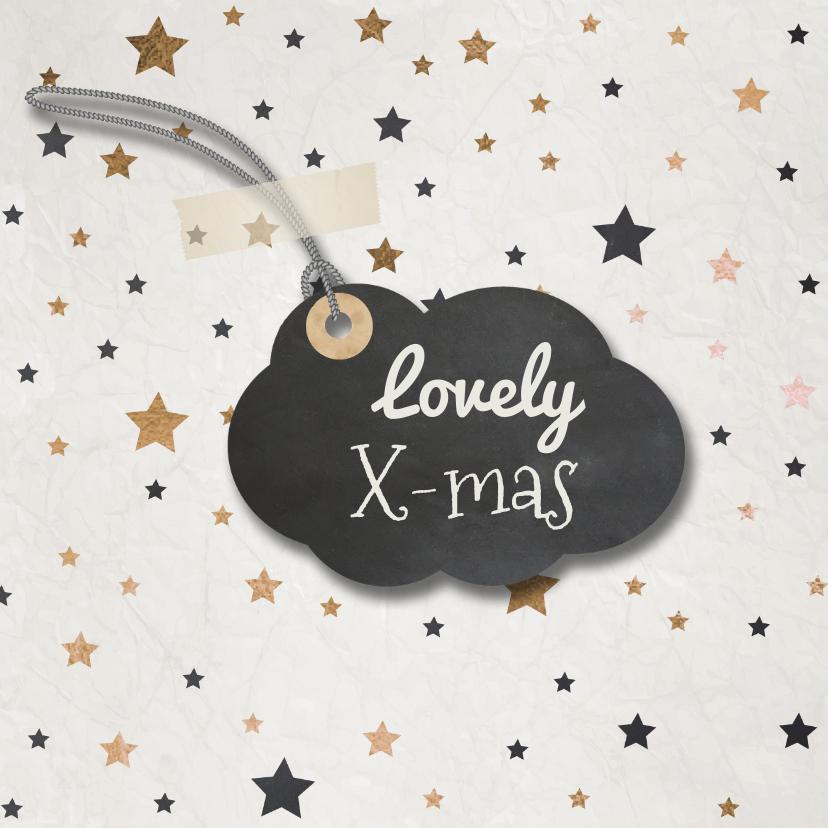 Kerstkaarten - Lovely X-mas