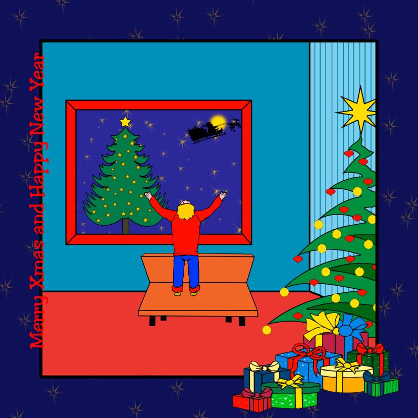 Kerstkaarten - Merry Xmas and Happy New Year