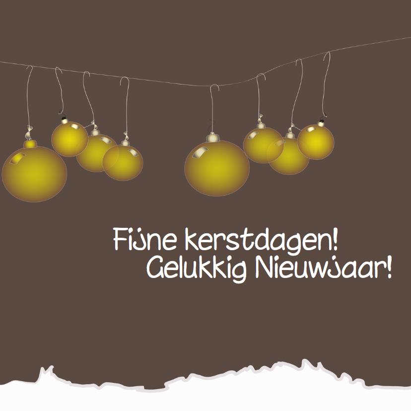 Kerstkaarten - Mo Card - Fijne kerstdagen-frank in grot