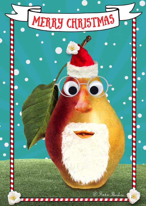 Kerstkaarten - Perry Christmas