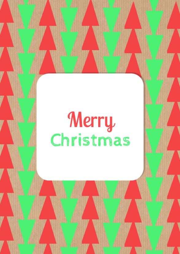 Kerstkaarten - PL Kerst - DH