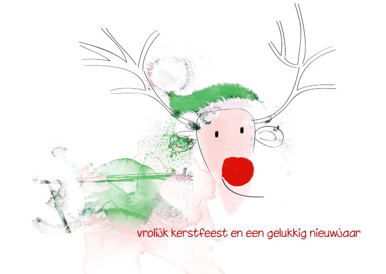 Rudolf Red Nose - JD 1