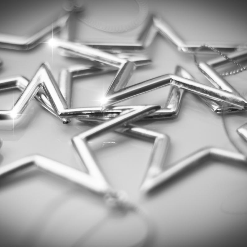 Kerstkaarten - Stars 2016