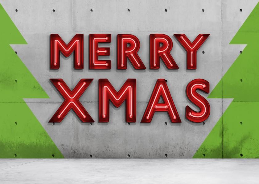 Kerstkaarten - Stoere Kerstdagen!