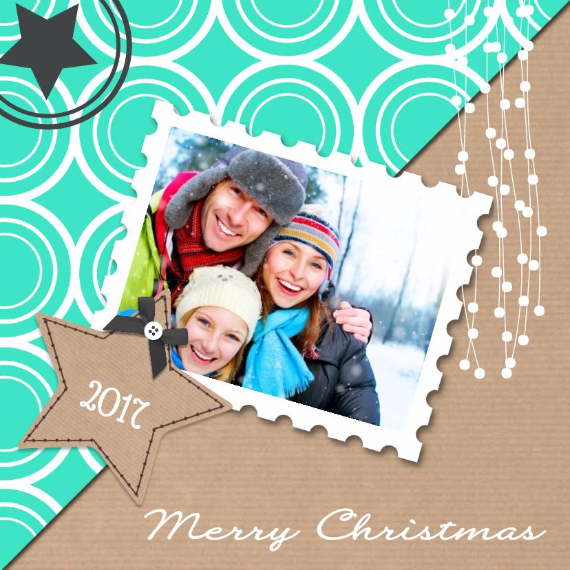 Kerstkaarten - Sweet Christmas 1 foto - DH