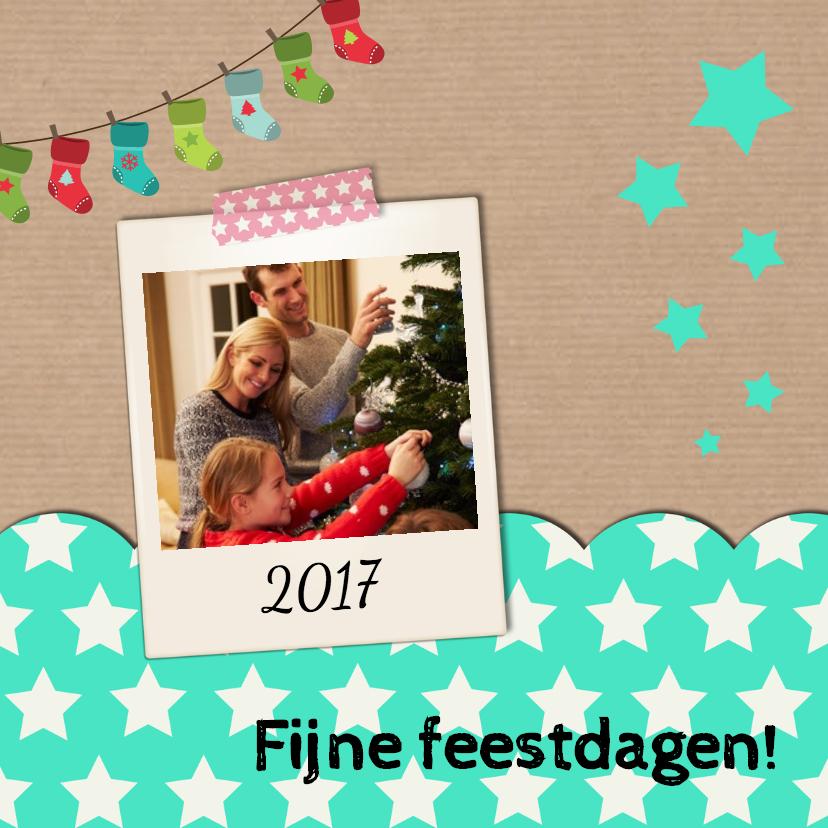 Kerstkaarten - Sweet Christmas Polaroid - DH