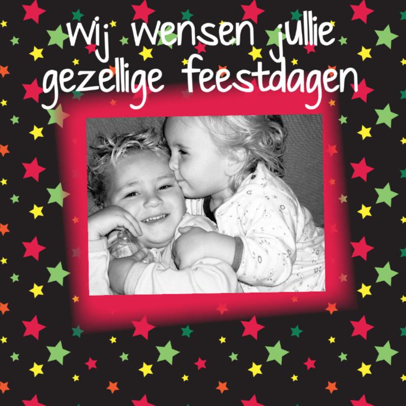 Kerstkaarten - Wij wensen jullie