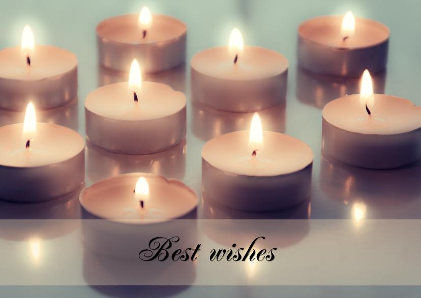 Kerstkaarten - Wishes
