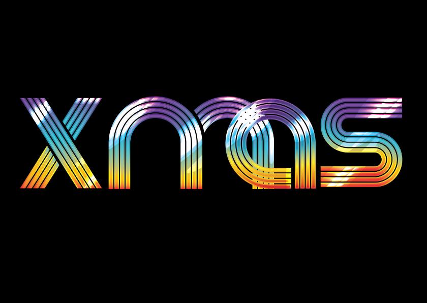 Kerstkaarten - X-Mas Future