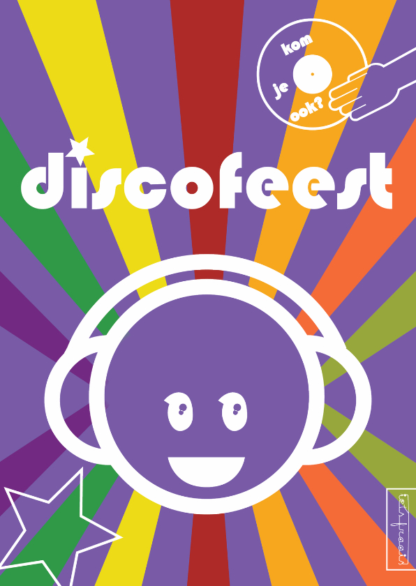 Kinderfeestjes - Discofeest - disco retro dj hip