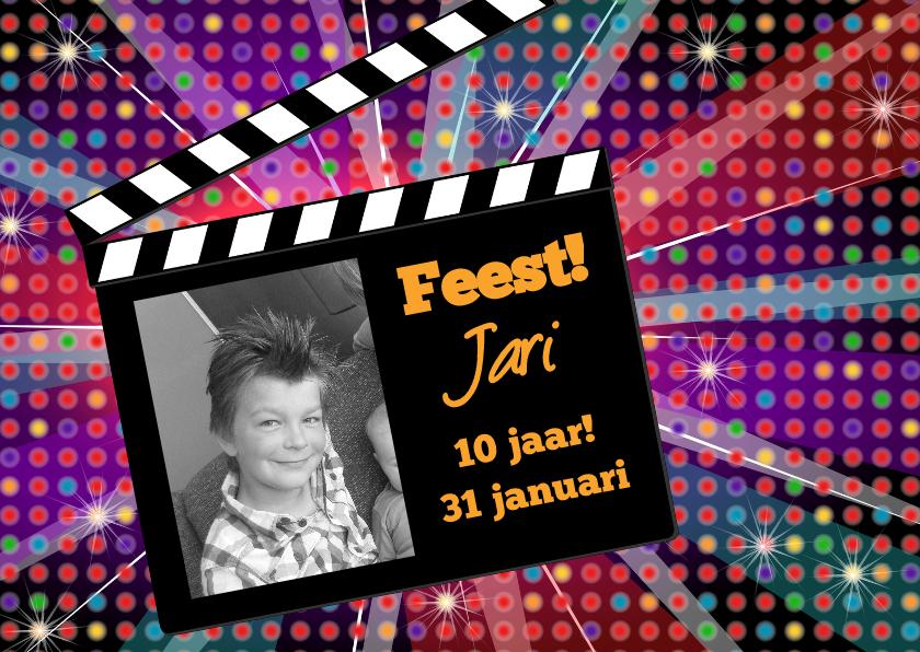 Kinderfeestjes - FEEST disco jongens filmster
