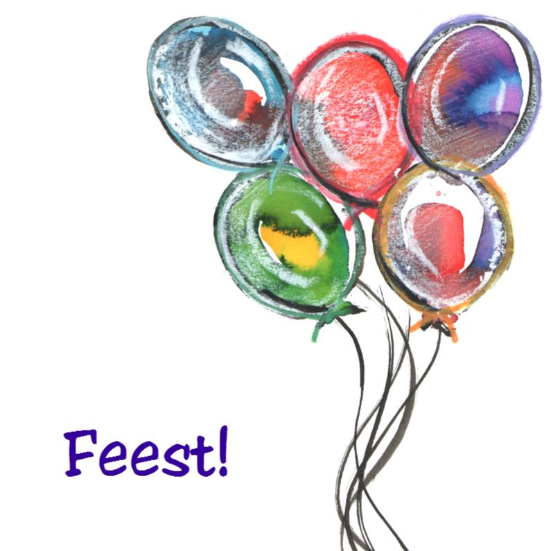 Kinderfeestjes - Feestballonnen