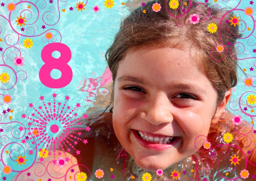 Fotokaart Prinses Meisje 1