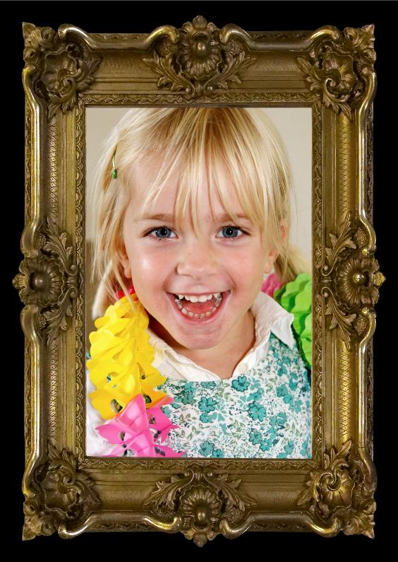 Kinderfeestjes - Fotolijst - Eigen Foto - GZw