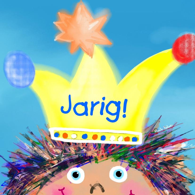 Kinderfeestjes - Jarig kroon