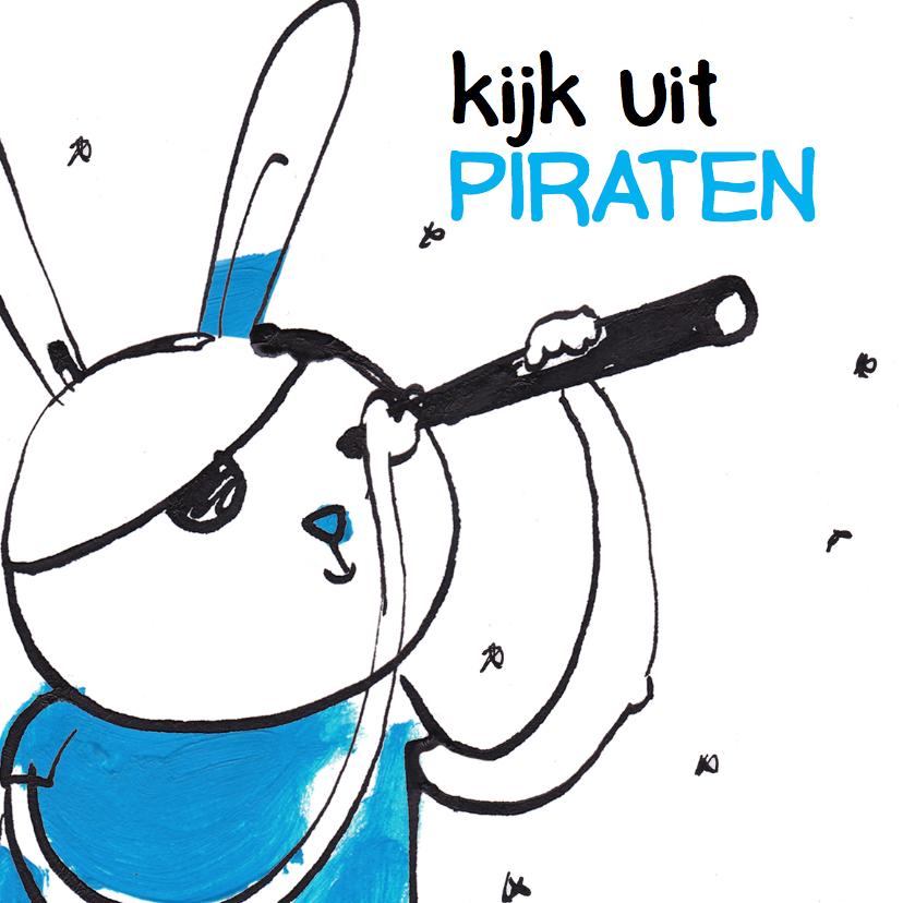 Kinderfeestjes - kinderfeest Piraten