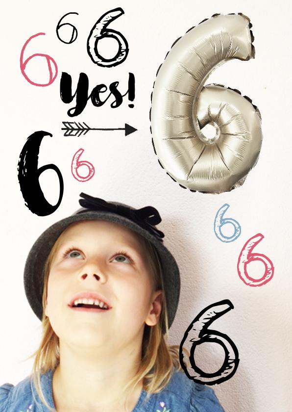 Kinderfeestjes - Kinderfeestje 6 jaar meisje of jongen