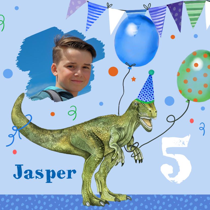 Kinderfeestjes - Kinderfeestje dinosaurus ballonnen