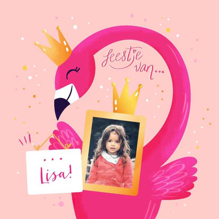 Kinderfeestjes - Kinderfeestje: Flamingo Feest