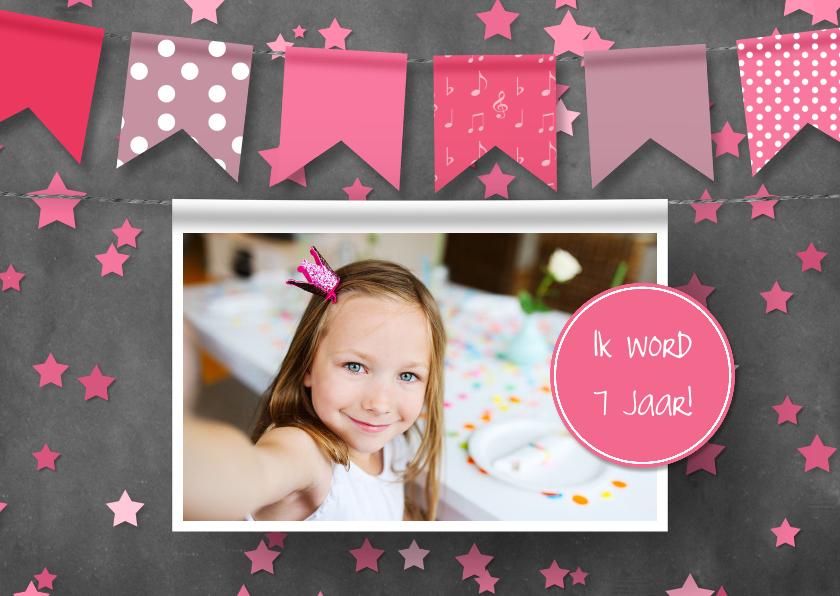 Kinderfeestjes - Kinderfeestje foto en confetti