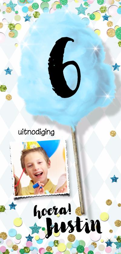 Kinderfeestjes - Kinderfeestje jongen suikerspin - LO