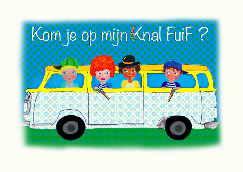 Kinderfeestjes - Kinderfeestje Knalfuif PA