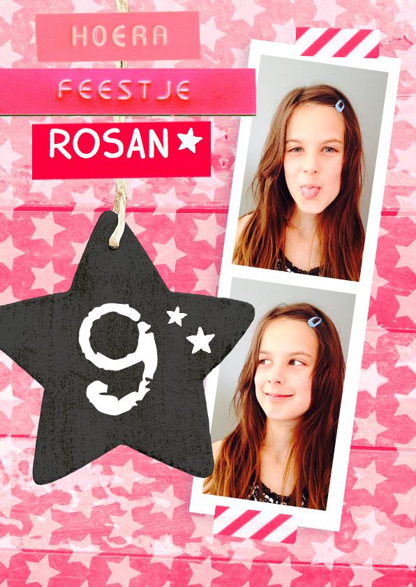 Kinderfeestjes - Kinderfeestje sterren Rosan