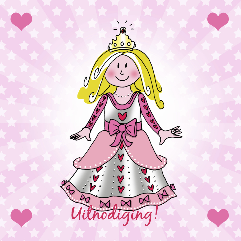 Kinderfeestjes - Kinderfeestjes - Prinsessenfeest
