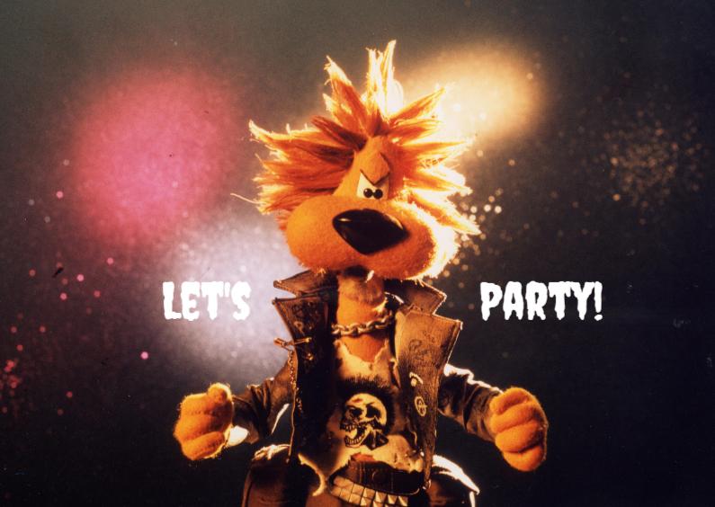 Kinderfeestjes - Loeki de Leeuw disco