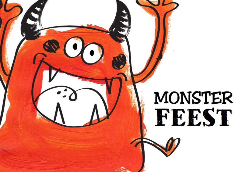 Kinderfeestjes - Monster feest