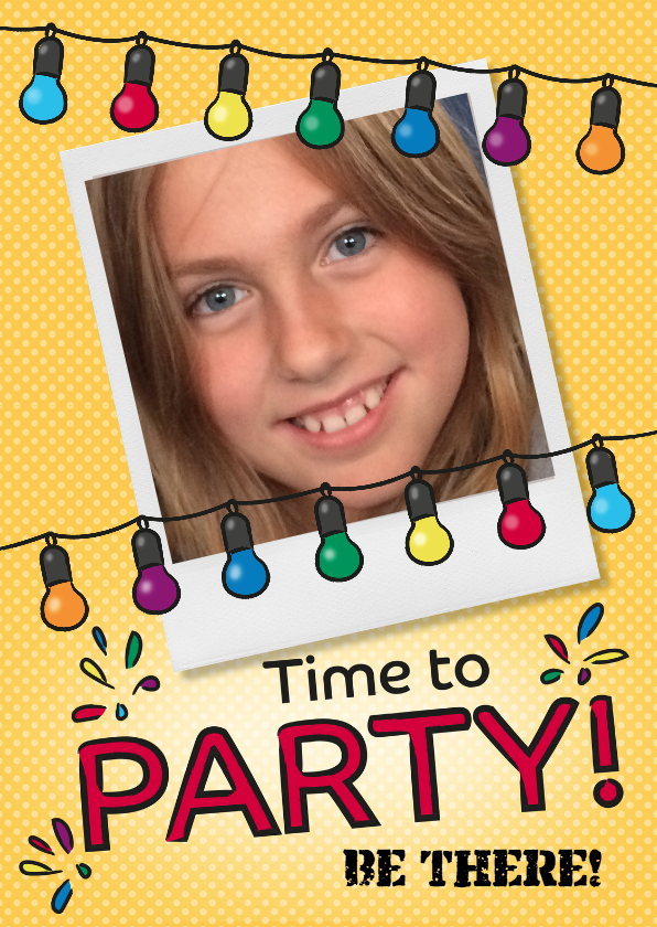 Kinderfeestjes - Party - be there!