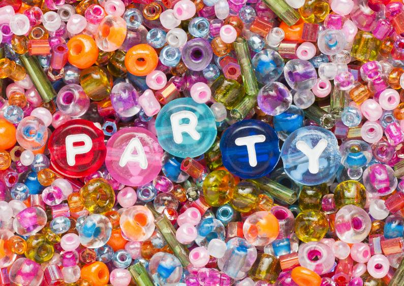 Kinderfeestjes - Party van kraaltjes