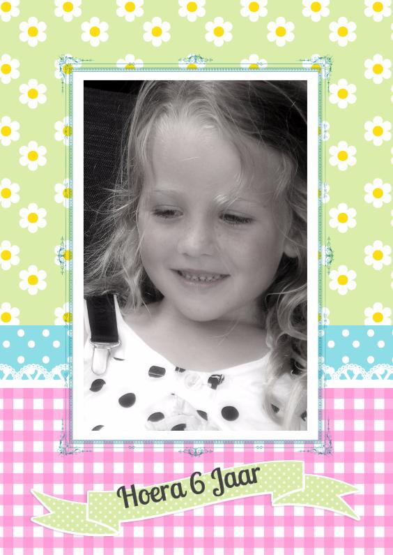 Kinderfeestjes - Uitnodiging Emma