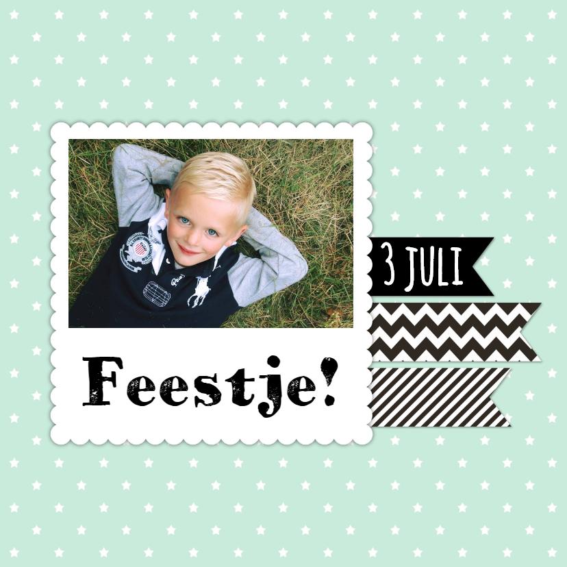 Kinderfeestjes - Uitnodiging